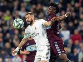 Benzema analizza la sfida contro il City. EFE