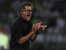 A Huracán no le queda otra que golear a Atlético Nacional si quiere avanzar. EFE