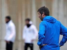 Valencia cancela compromissos por conta do coronavírus. EFE/Manuel Bruque