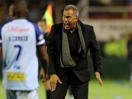 Deportes Tolima tiene difícil alcanzar la Libertadores. EFE