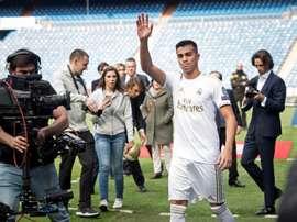 Reinier deixará o Real Madrid na próxima janela. AFP