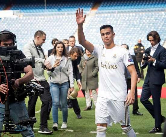 O Valladolid voltará a tentar a sorte com Reinier. EFE