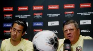 Herrera rotará ante Comunicaciones. EFE/Esteban Biba