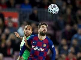 Les compos probables du match de Liga entre Barcelone et Leganés. EFE