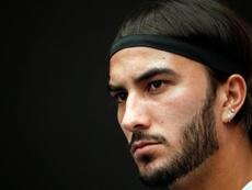 Sebastián Pérez vuelve a Boca. EFE/Archivo