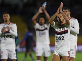 Flamengo e Independiente del Valle: onzes iniciais confirmados. EFE