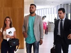 El juez decidió aplazar un mes el sobreseimiento de la causa de Briones y Samu Sáiz. EFE