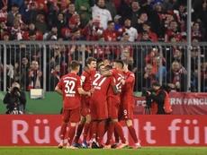 El primero contra el último en Alemania. EFE