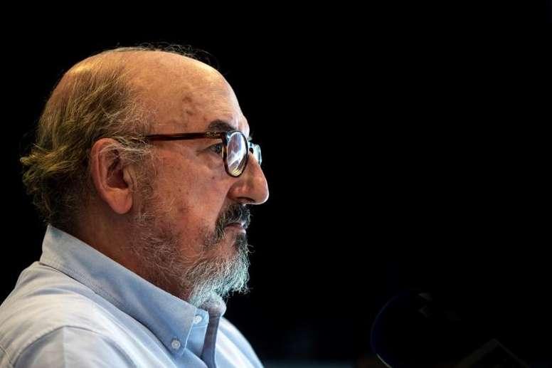 Jordi Roures valoró la crisis del coronavirus. EFE/ Quique García/Archivo