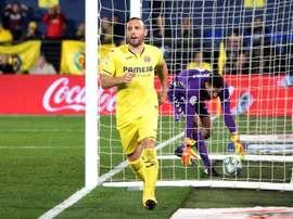 Arsenal want him to say goodbye. EFE