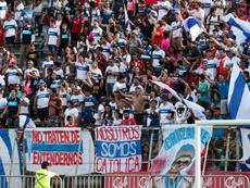 Universidad Católica ha sido uno de los dos clubes sancionados. EFE/Archivo