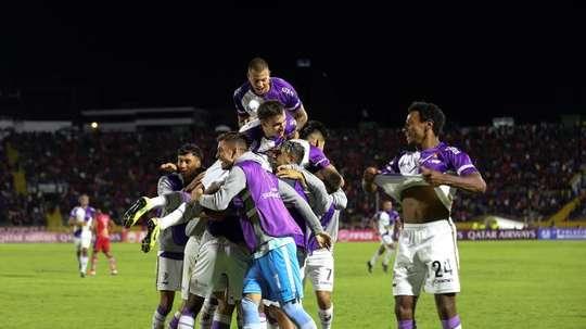 Así fue el jueves en Libertadores y Sudamericana. EFE