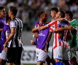 Mineiro y Dudamel se quedan a un gol de la machada ante Unión. EFE