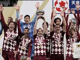 La Liga Japonesa empieza de nuevo. EFE
