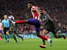 Lemar will get his chance. AFP