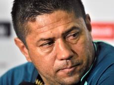Wilson Gutiérrez estará dirigiendo a su Alianza. EFE