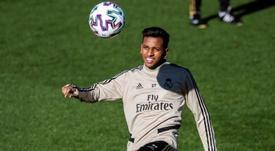El brasileño jugará con el filial. EFE/Rodrigo Jiménez/Archivo
