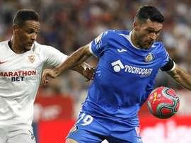 Fernando reconoció el bajón en la segunda mitad. EFE/Archivo