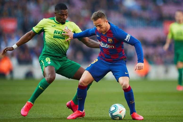 Juve raises bid for Arthur. EFE