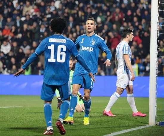 Ronaldo segna ancora. EFE