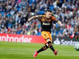 Dos goleadas en cuatro días para el Valencia. EFE