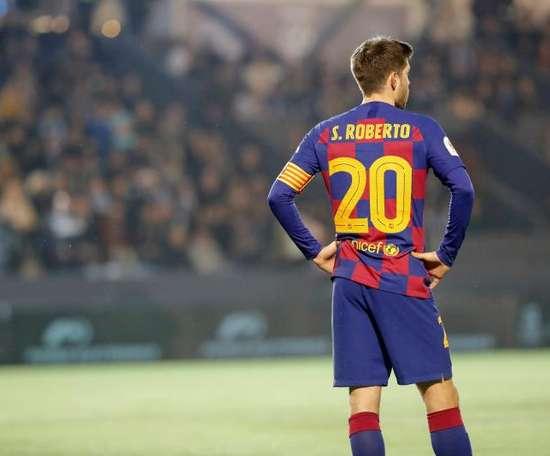 Desfalques para o Barça. EFE