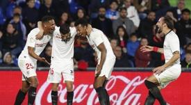 Sevilla have rejected a bid for Koundé. EFE