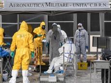 Italia se blinda por el coronavirus. EFE