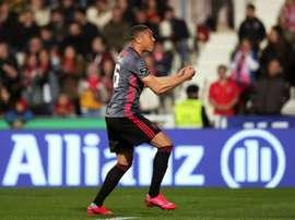 El Benfica ganó por la mínima. EFE/EPA