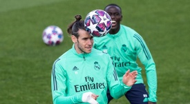 Bale has not featured much. EFE