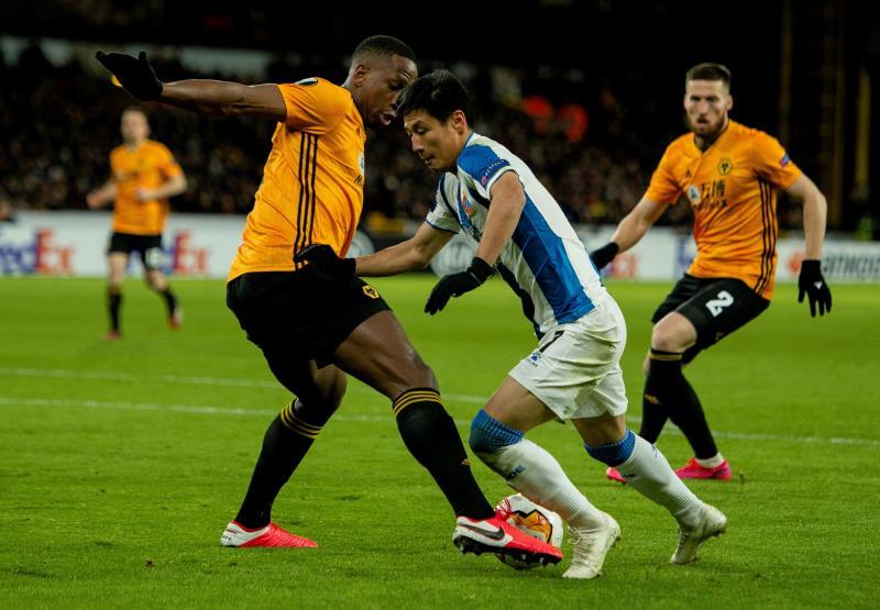 El Espanyol busca una remontada casi imposible ante el Wolverhampton