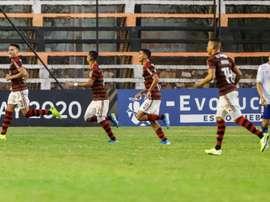 Flamengo, Independiente del Valle, River y Libertad, a por la Libertadores Sub 20. EFE