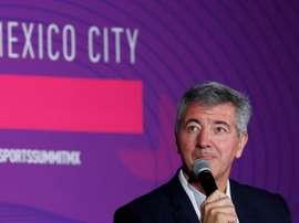 Gil Marín habló en un congreso. EFE