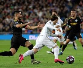 El City-Madrid, una final anticipada. EFE