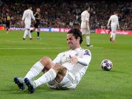 Real Madrid ran six kilometers less than City. EFE