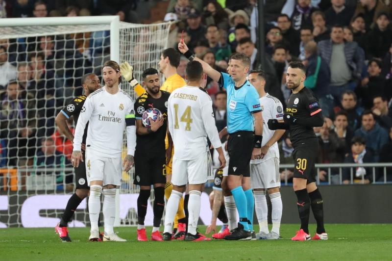 El City vuelca al Madrid