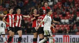 Sevilla, Athletic, Barça y EDF Logroño pasan a semifinales. EFE