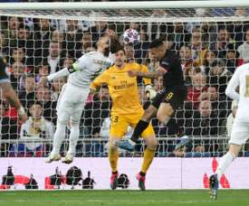 Oito times buscam classificação para as quartas de final da Champions League. EFE/JuanJo Martín