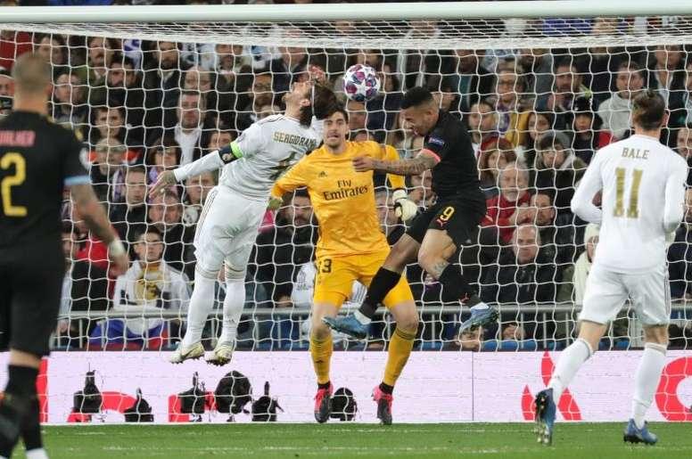 La Juventus veut un échange Gabriel Jesus-Douglas Costa. EFE