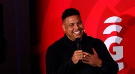 Ronaldo dévoile son top 5 des meilleurs joueurs. EFE