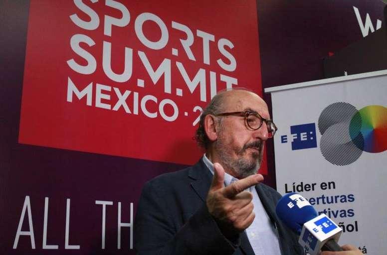 Roures destacó las diferencias entre eSports y deporte tradicional. EFE