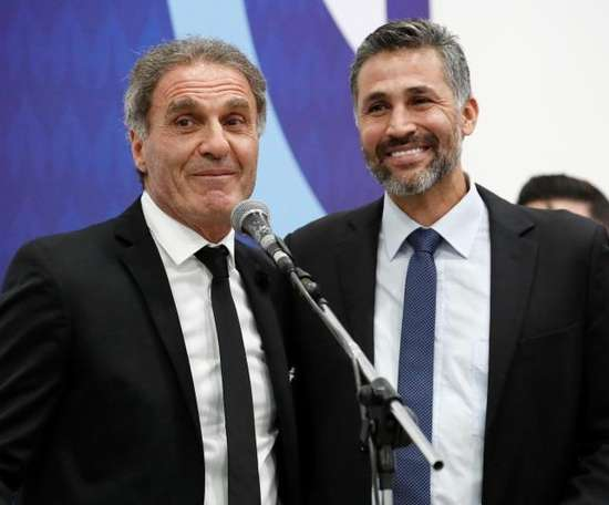 Ruggeri (I) has backtracked and apologised to Pique. EFE