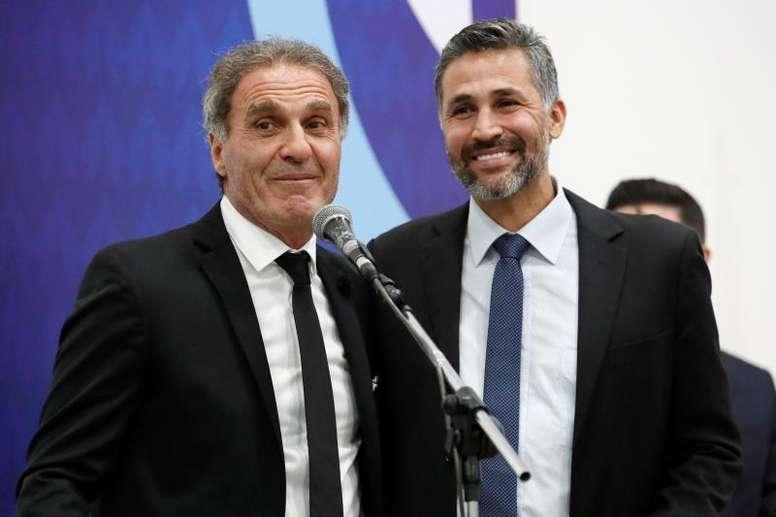 Ruggeri atizó a la organización del fútbol argentino. EFE
