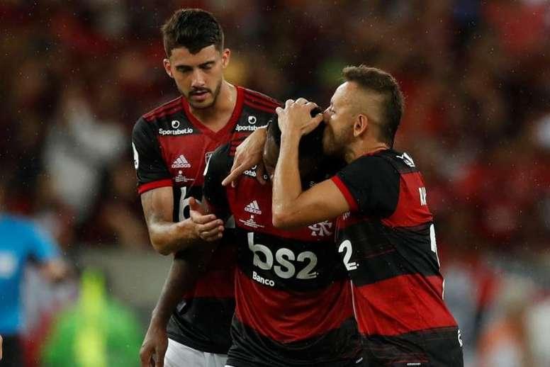 La Federación de Río entra en razón y suspende el Carioca. EFE/Antonio Lacerda