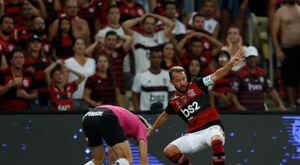 Flamengo titré. EFE