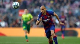 El Barça se enfrenta este jueves al Celta. EFE