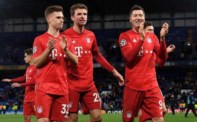 El Hoffenheim prueba al Bayern sin Lewandowski. EFE/Archivo