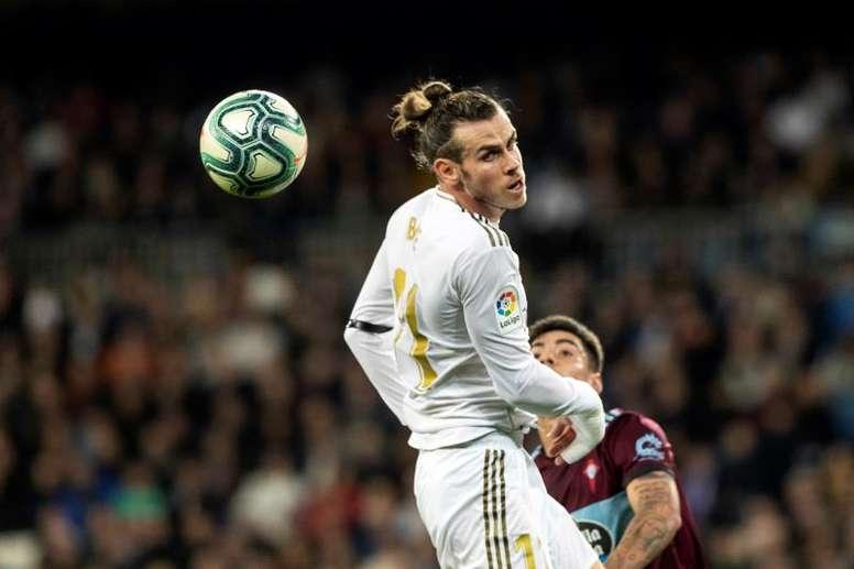 A trava que complica a saída de Bale do Real Madrid. EFE