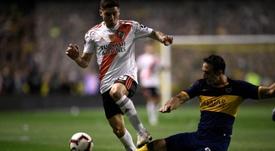 River podría proclamarse campeón: todo depende de lo que haga Boca. EFE