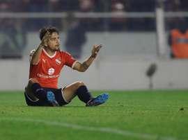 Martín Benítez jugará en Vasco. EFE/Archivo